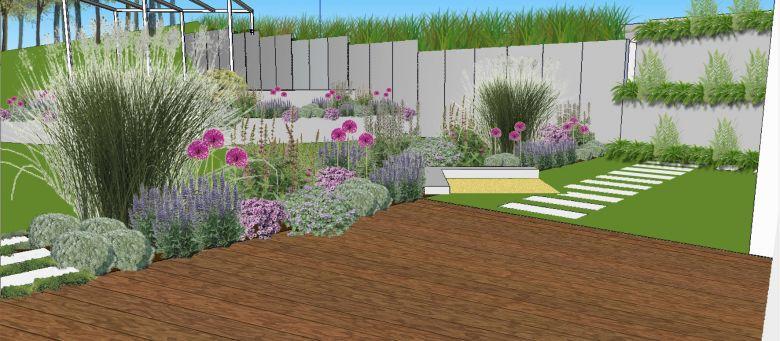 Wohnen im Hang - F.d.S. Garten- und Landschaftsbau